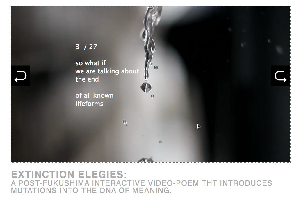 elegy poems - photo #33