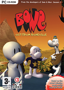 Cover of the game