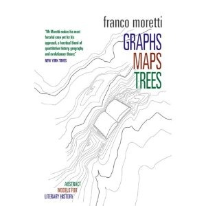 Cover of Graphs, Maps, Trees: Abstract Models for Literary History