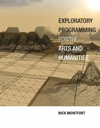 Exploratory Programming for the Arts and Humanities (cover)