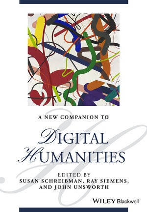 A New Companion to Digital Humanities (cover)
