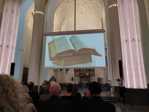 Scott Rettberg Keynote at CLARIN 2019
