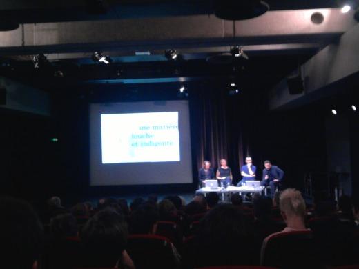 A debate's view (photo: Álvaro Seiça)