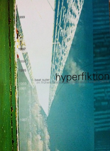 Cover of Hyperfiktion Diss by Suter