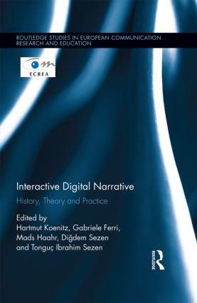 Interactive Digital Narrative cover