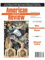 """The Collaborative Turn"" issue of American Book Review"