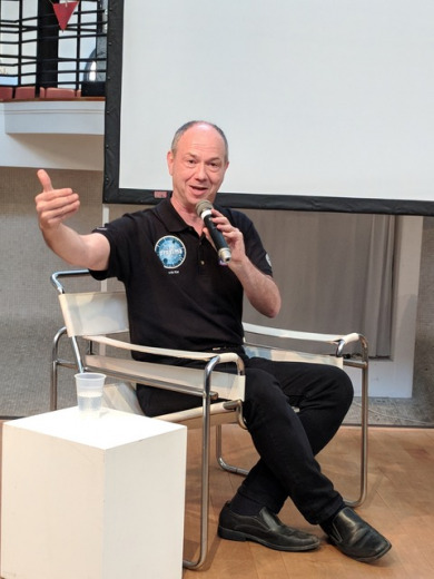 Eduardo Kac at ELO 2018