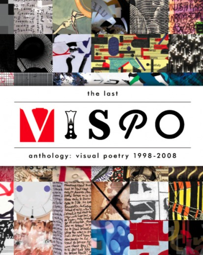 Last Vispo Anthology Cover
