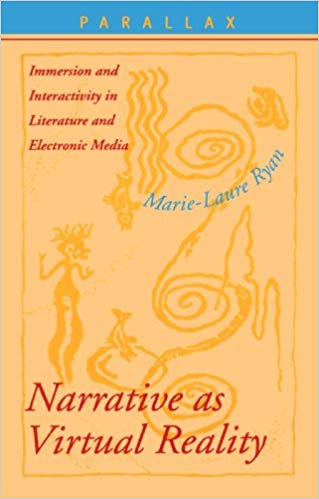 Narrative as Virtual Reality cover