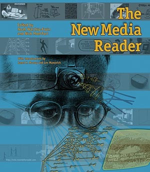 The New Media Reader Cover