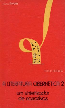 A Literatura Cibernética 2 (cover). Source: Pedro Barbosa/po-ex.net
