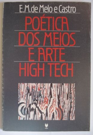 Poética dos Meios e Arte High Tech (cover)