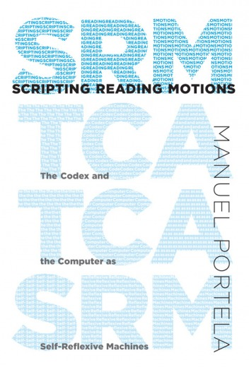 Scripting Reading Motions (Cover image)