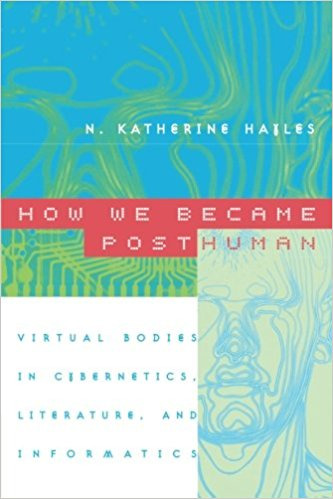 How We Became Posthuman cover