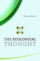 Cover of The Ecological Thought by Timothy Morton