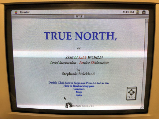 True North's Interface