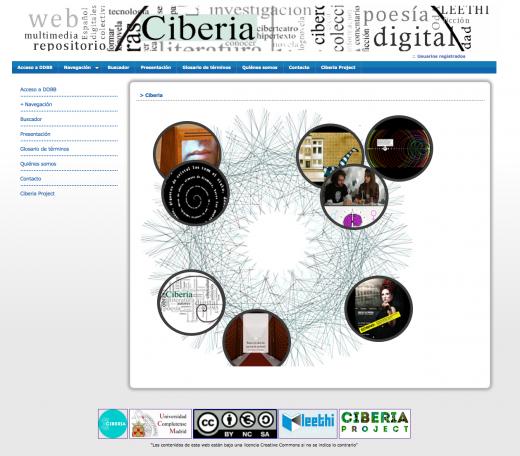Ciberia. Biblioteca de Literatura Digital en Español.
