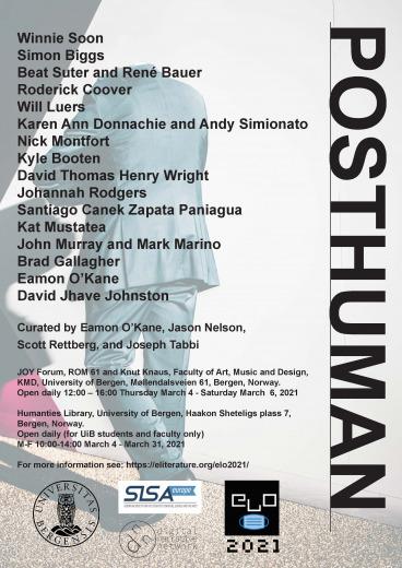 Posthuman poster 2