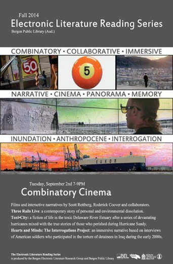 Combinatory Cinema (Poster)
