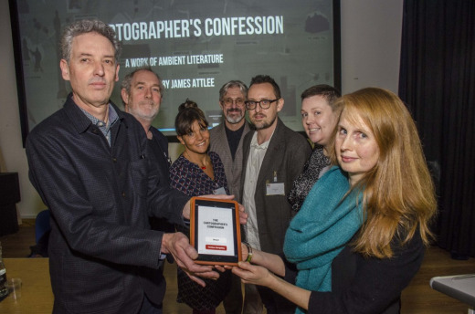New Media Writing Prize 2017
