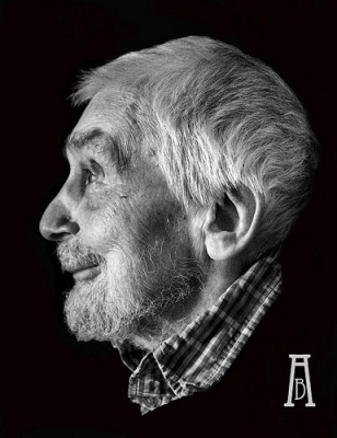 Edwin Morgan (Photo by Alex Boyd)