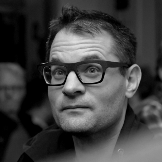 Florian Cramer at WORM in Rotterdam