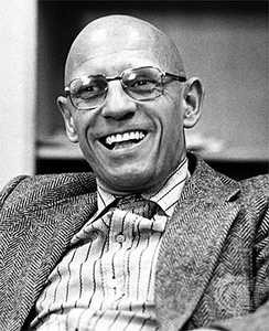 Michel Foucault. Image source: https://en.wikipedia.org/wiki/Michel_Foucault#/media/File:Foucault5.jpg