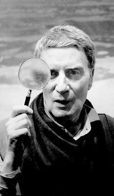 'Portrait of Brion Gysin' by Brian Beresford (BB01)