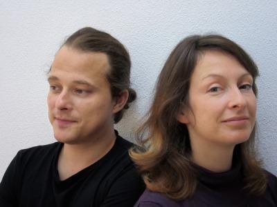 kairus.org art collective Andreas Zingerle, Linda Kronman