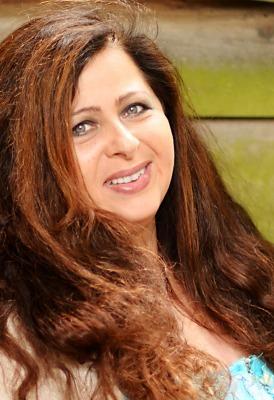 Susanne Dirks Dahl - Author photo