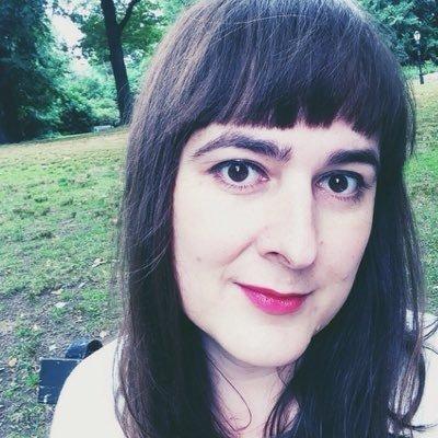 Allison Parrish - author photo