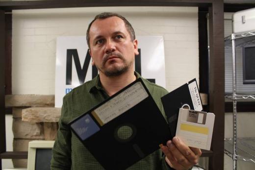 Piotr Marecki, photo Aleksandra Małecka