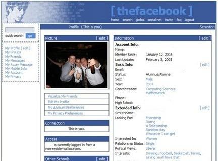 Original Facebook