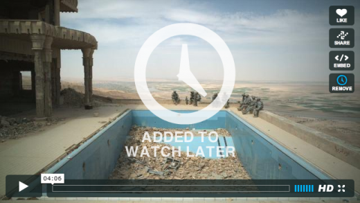 Vimeo watch later feature