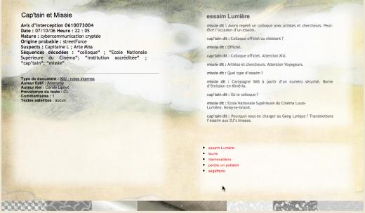 3 espaces screenshot 4
