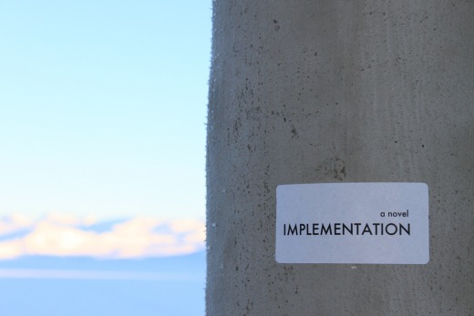 Implementation title sticker in Norway