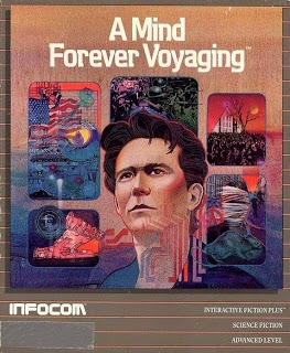 Cover of A Mind Forever Voyaging