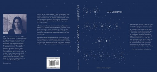J. R. Carpenter || An Ocean of Static, Penned in the Margins, 2018