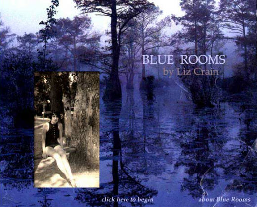 Cover screen Blue Rooms
