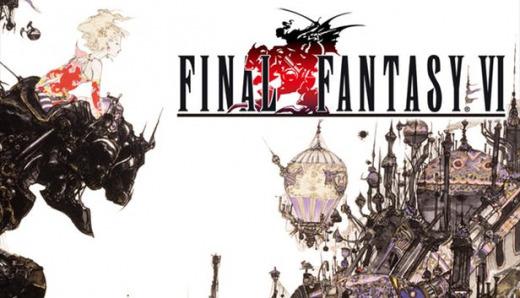 Picture of Final Fantasy VI Art work