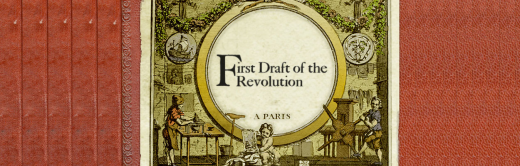 First Draft of the Revolution Banner