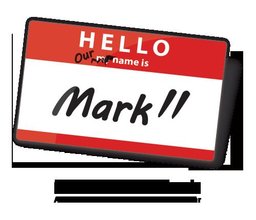 Mark Ditto Mark logo