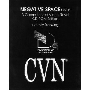 Cover image for Negative Space