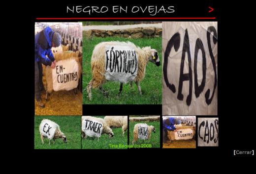 Screenshot of Negro en Ovejas