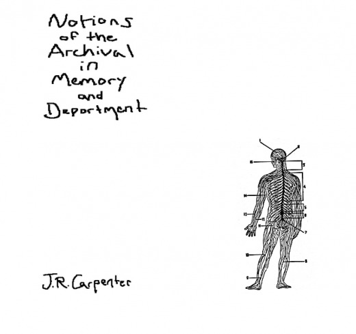 Notions of the Archival in Memory and Deportment || J. R. Carpenter