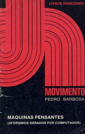 Máquinas Pensantes (cover). Source: Pedro Barbosa/po-ex.net