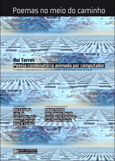Poemas no Meio do Caminho: Poesia Combinatória Animada por Computador