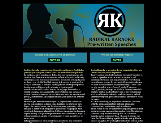 picture of radikal karaoke