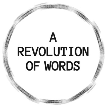 Screenshot of 'A Revolution of Words'