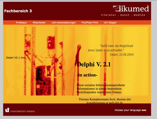 Delphi V. 2.1 on Likumed